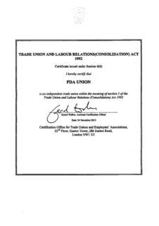 thumbnail of Certificate of Independence – PDAU
