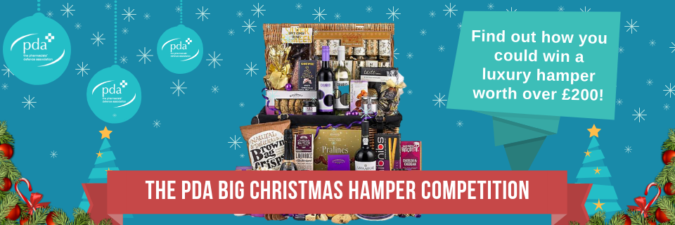 Find out how you could win a luxury Christmas hamper worth over £200!