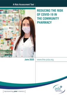 thumbnail of Covid-19 Communiity Pharmacy Resource