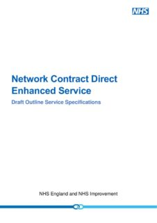 thumbnail of Draft PCN Service Specifications December 2019