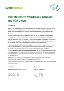 thumbnail of LP and PDA Joint Statement 2 – 05 Feb 21