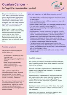 thumbnail of Ovarian Cancer Factsheet