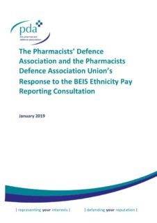 thumbnail of PDAU – Ethnicity Pay Reporting Consultation FINAL 09-01-2019