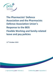 thumbnail of PDAU – Flexible Working and family-related leave and pay policies Ver 1