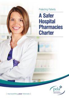 thumbnail of Safer Hospital Pharmacy Charter 2020