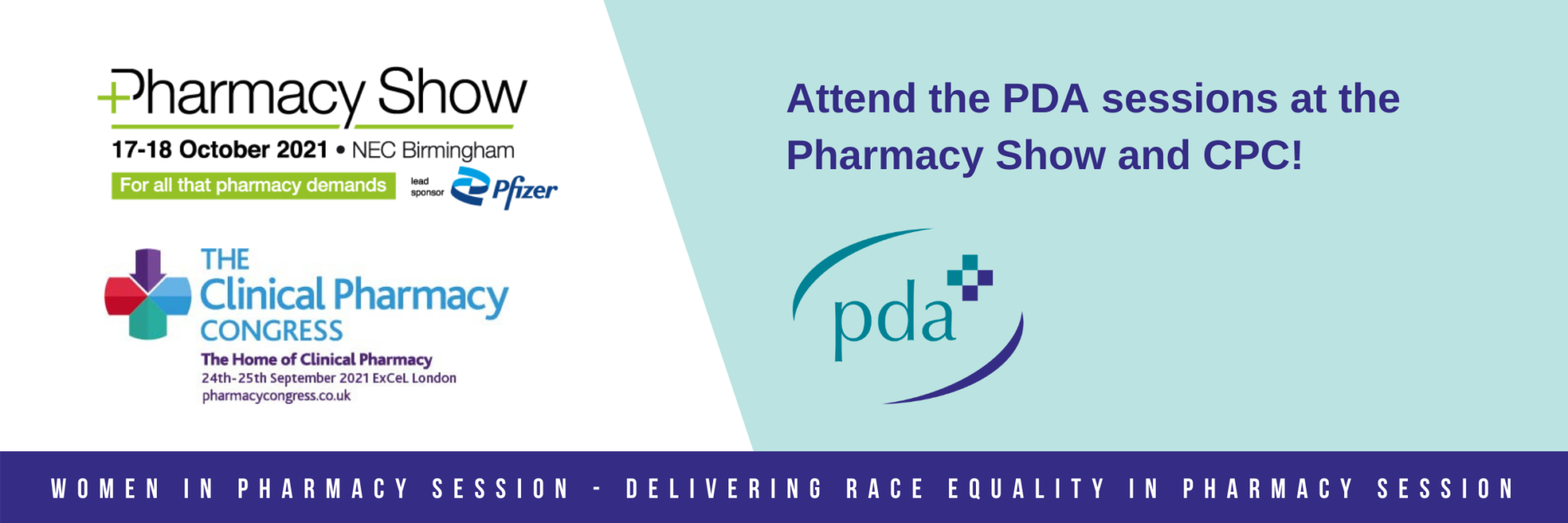The Pharmacy Show: 17 – 18 October 2021