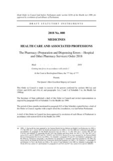 thumbnail of draft-order-1-preparation-and-dispensing-errors