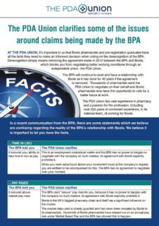 thumbnail of pda-union-clarifies-bpa-claims